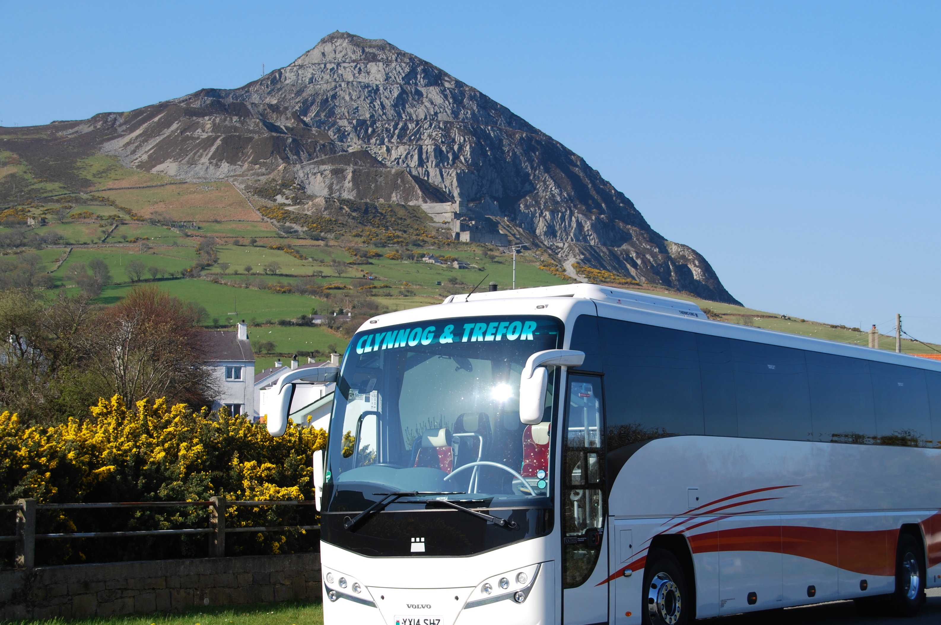 Coach Hire North Wales