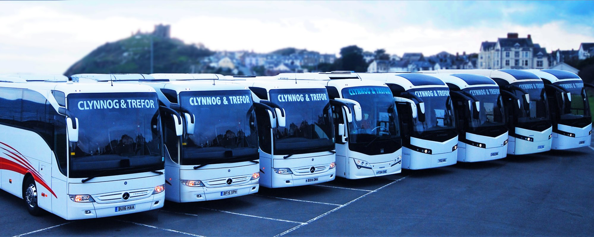 Coach Hire for Schools, colleges & universities