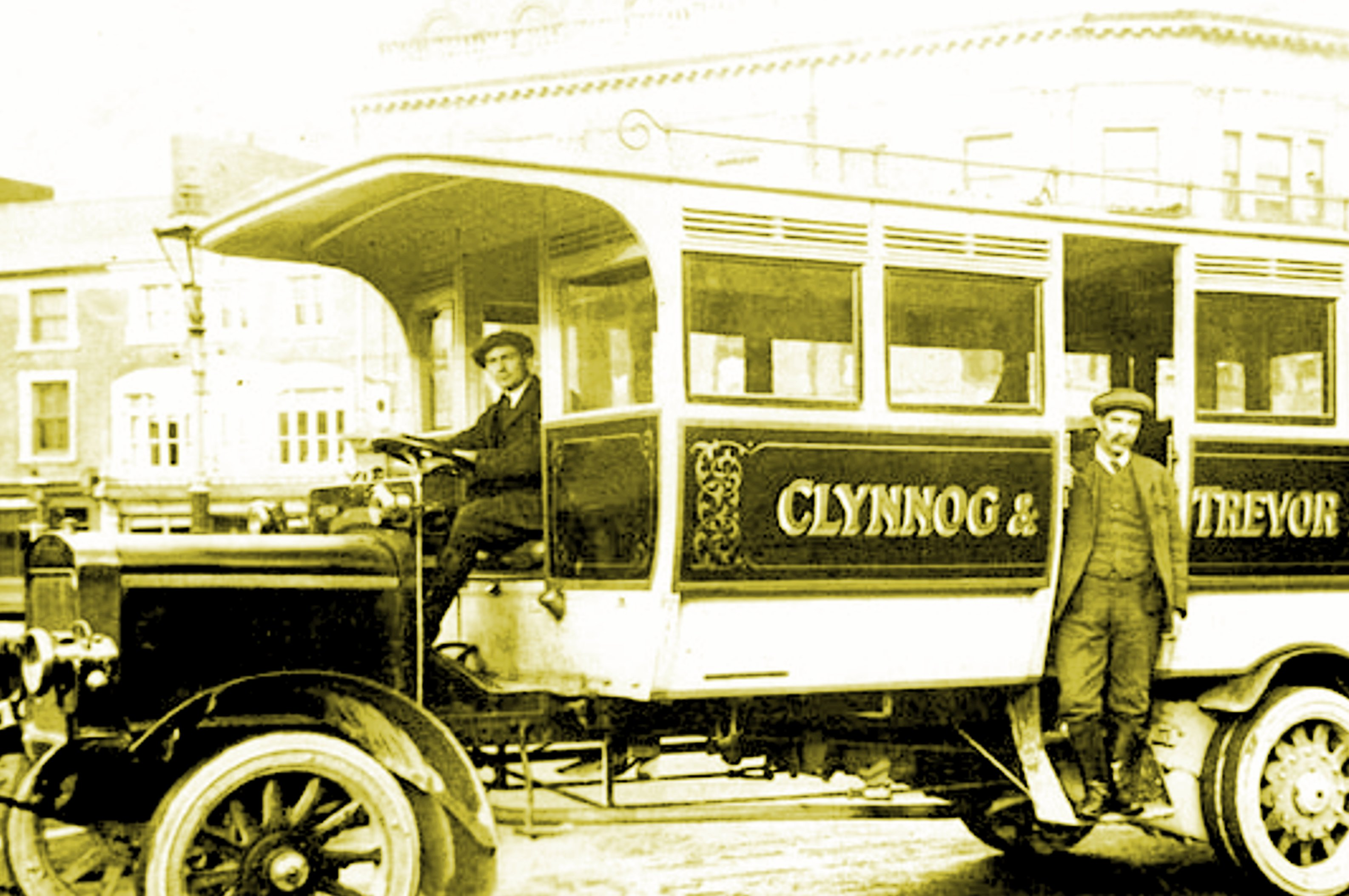 Clynnog and Trefor Coach Hire North Wales